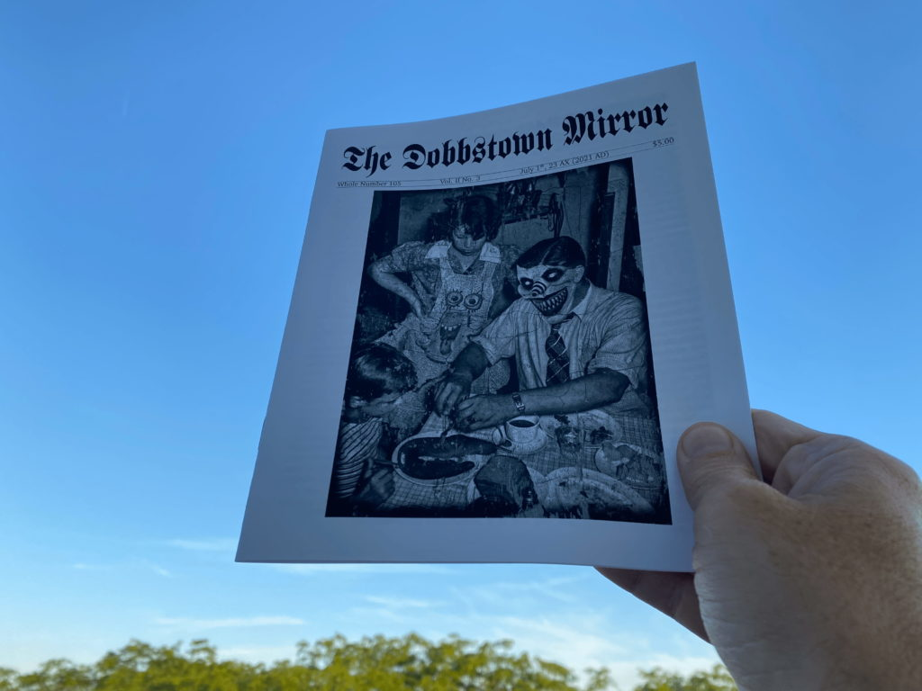 The Dobbstown Mirror. Whole Number 105