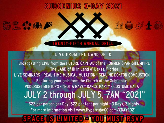 24X-Day Ad Card