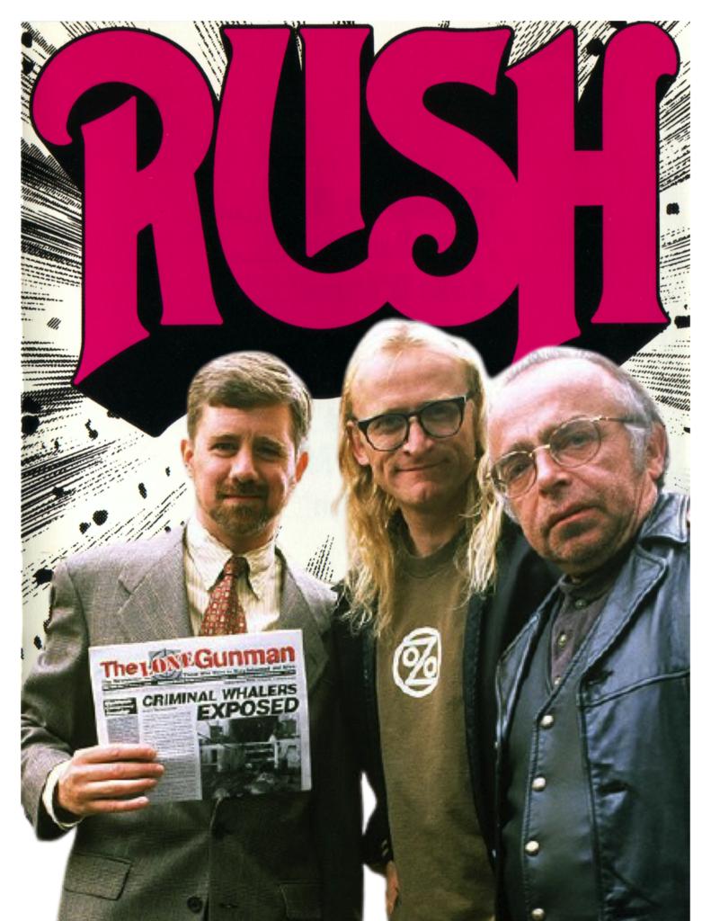 The Rush Gunmen